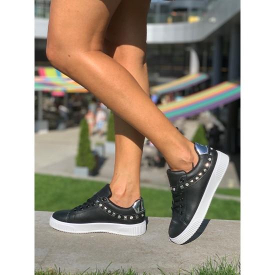 Pantofi Sport Coral Black - Pantofi sport - oferit de unulgratis.ro in oferta unuplusunugratis