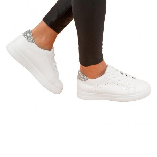 Pantofi Sport Kyra Silver - Pantofi sport - oferit de unulgratis.ro in oferta unuplusunugratis