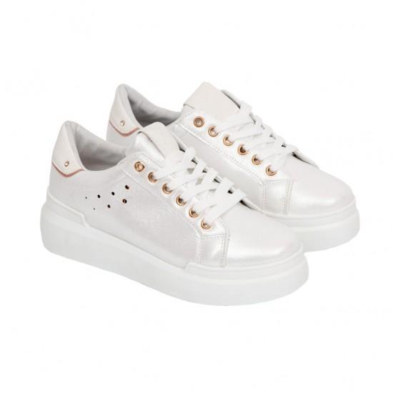 Pantofi Sport White Glow - Pantofi sport - oferit de unulgratis.ro in oferta unuplusunugratis