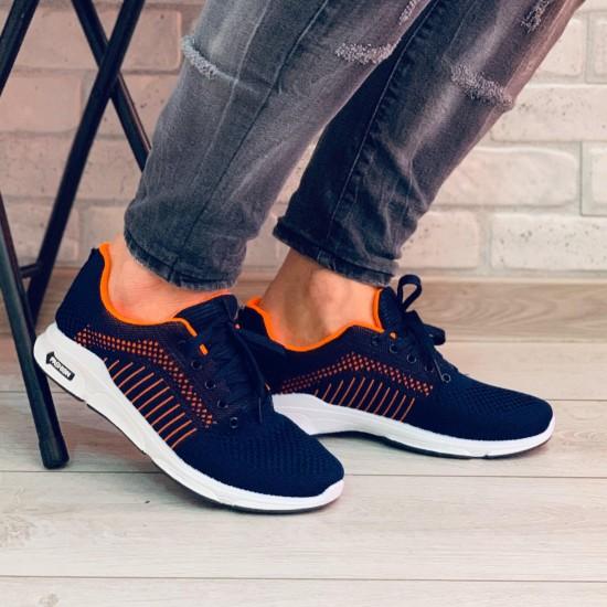 Pantofi sport Dante Orange-Blue - Pantofi sport - oferit de unulgratis.ro in oferta unuplusunugratis