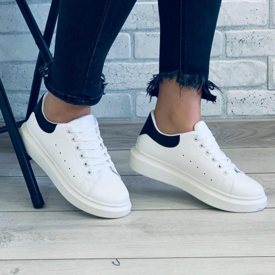 Pantofi casual Alexander White-Black - Pantofi casual - oferit de unulgratis.ro in oferta unuplusunugratis
