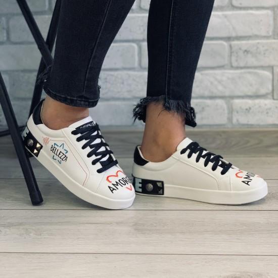 Pantofi casual Dolce White - Pantofi casual - oferit de unulgratis.ro in oferta unuplusunugratis